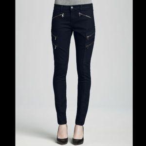 Rag & Bone Lariat Zip-Pocket Skinny Jeans